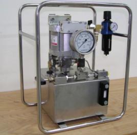 气体液压泵图片