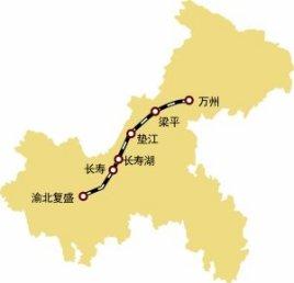 贵广高铁通车线路图 成渝高铁通车时间 沪昆高铁贵州段通车-渝广高铁