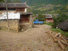 干坝子自然村图片