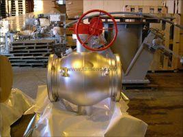 nkq41f真空球阀图片