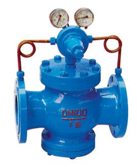 减压阀,主要用于气体管路,适用如空气,氮气,氧气,氢气,液化气,天然气图片