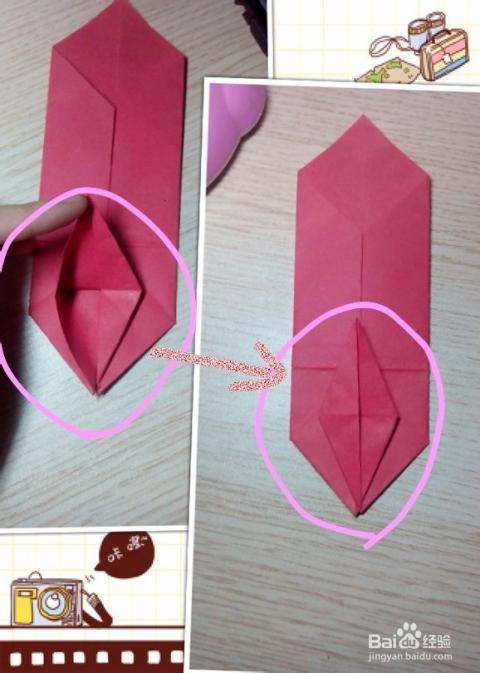 千纸鹤折纸包装,花式信纸图片