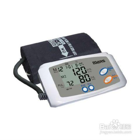 医疗器械---血压计的使用方法图片