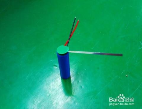 单节圆柱型锂电池怎么点焊图片