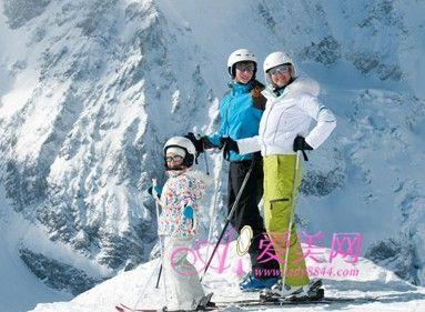 滑雪初学者的注意事项