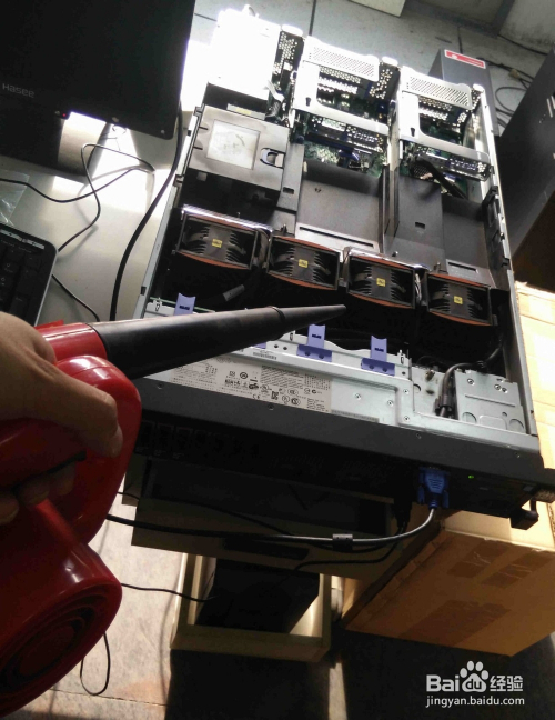 Ibm System X3650 M4服务器如何拆机清理灰尘 百度经验