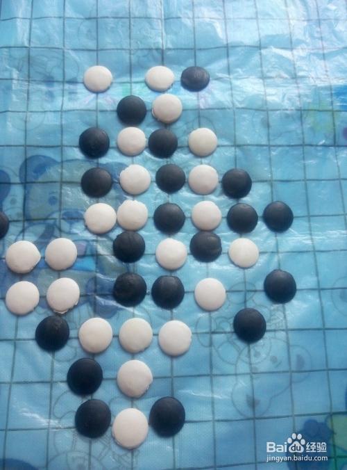 玩五子棋的技巧图片