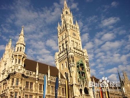 旅行攻略 > 出国游  慕尼黑美术博物院:慕尼黑美术博物院由三个馆组成图片