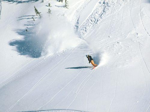 几个滑雪小窍门