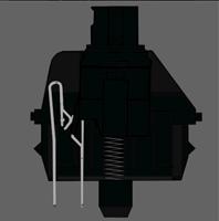 玩FPS游戏,用什么轴的机械键盘合适