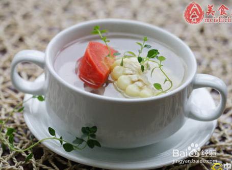 一碗蔬菜汤简笔画