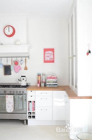 小平米厨房装修效果图
