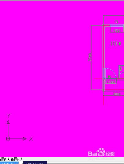 cad在绘图时如何修改背景颜色   cad怎样修改图纸布局背景