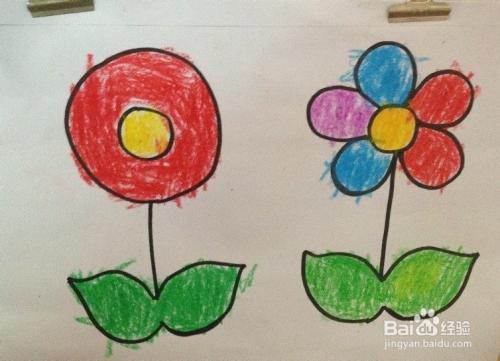 小班绘画的教学目标有哪些图片