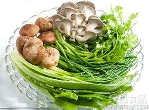 凉性蔬菜有哪些