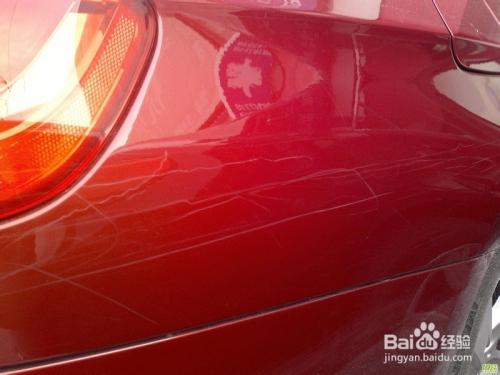 玻璃划痕修复的小妙招