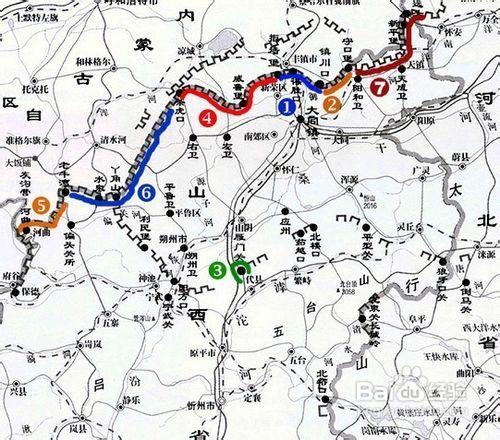 中国十大经典徒步路线