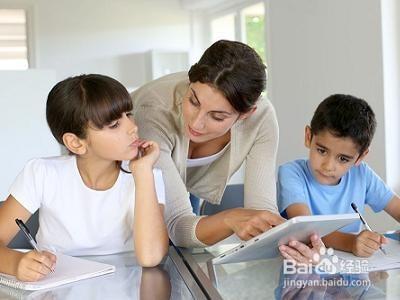 家长陪孩子写作业,需要注意什么图片