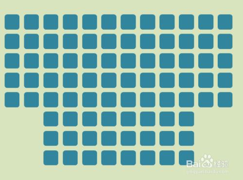 电影院座位_如何用ppt画出电影院座位图