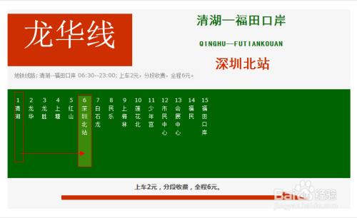 从龙华富士康到深圳北站的几种方式