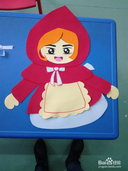 幼儿园海绵纸制作剪贴画图片