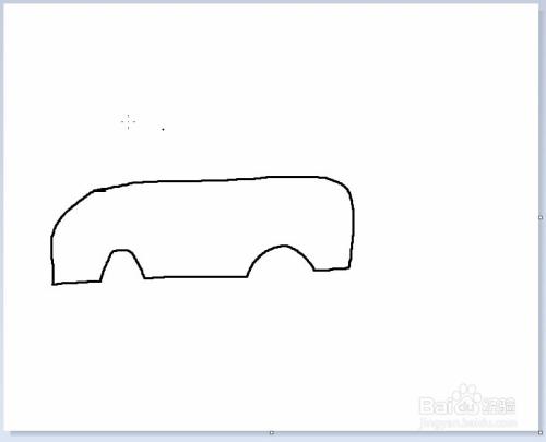 简笔画之小小汽车