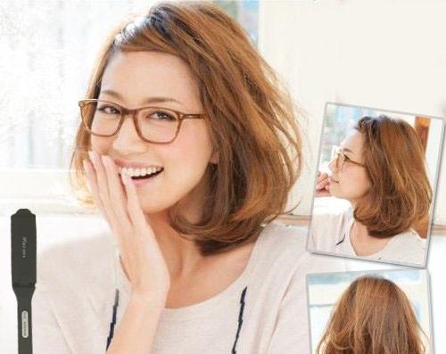 齐肩中短发扎什么发型最好看 最美中长发扎发图解图片