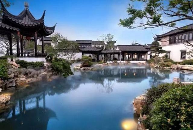 中国顶级新中式别墅,这才是真正的豪宅范!图片