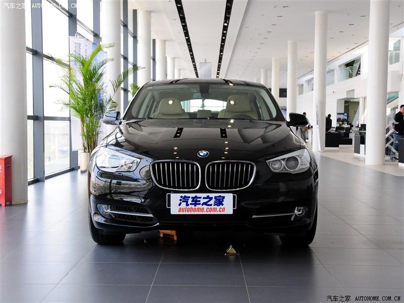 宝马 宝马5系gt 2013款 535i xdrive豪华型 车身外观_宝马 宝马5系gt图片