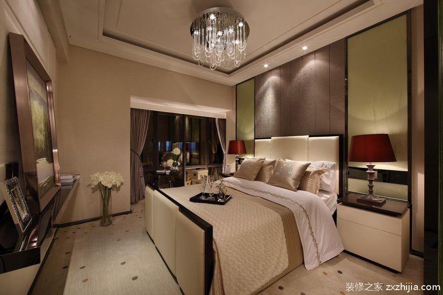 欧式卧室装修效果图_装修之家装修效果图图片