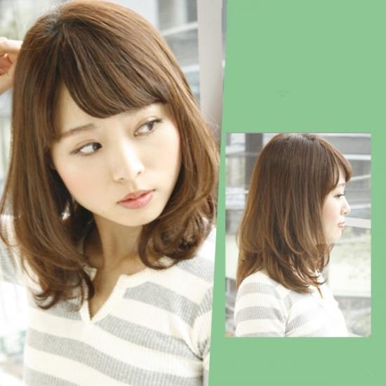 齐肩内扣发型图片,齐肩内扣发型,短发齐肩内扣发型图片 - 七丽女性网图片