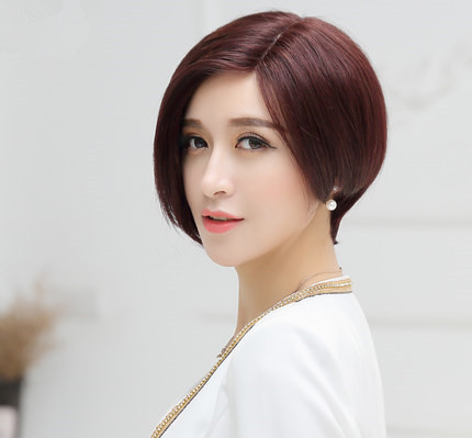 50岁女人长发显老气?今年流行这几款短发型,减龄十岁更显年轻图片图片
