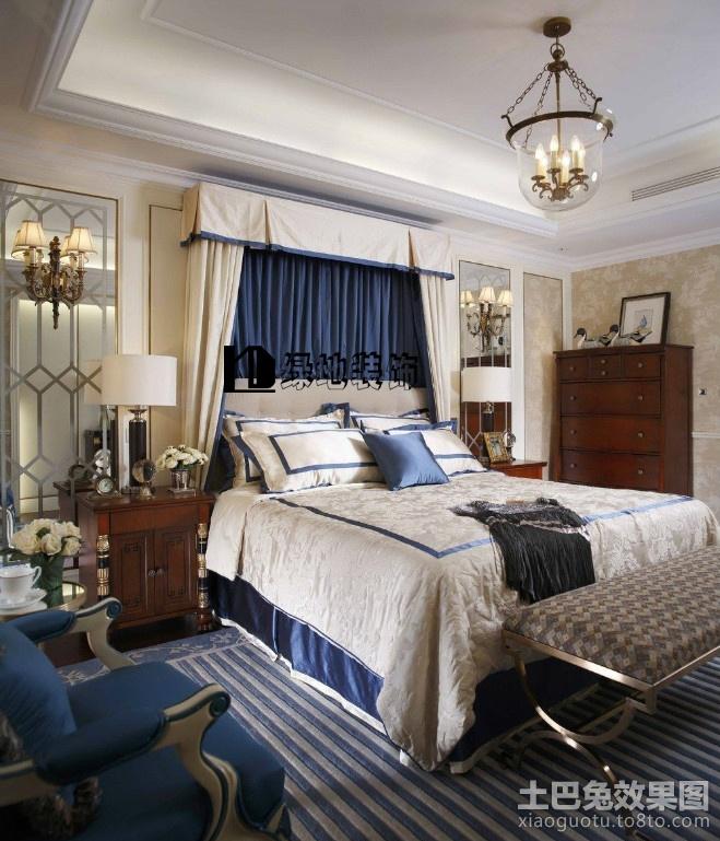 2013最新卧室吊顶装修效果图 高清图片