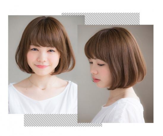 2016波波头卷发短发 - 七丽女性网图片