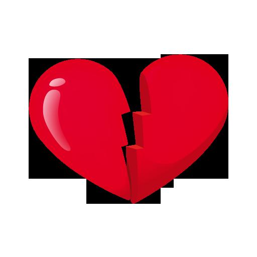 情人节红心和礼物png图标图片