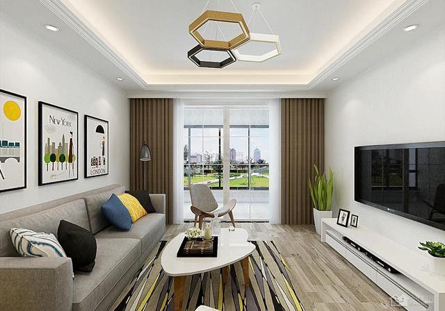 客厅装修效果图 2017年流行的欧式风格客厅装修效果图大全图片