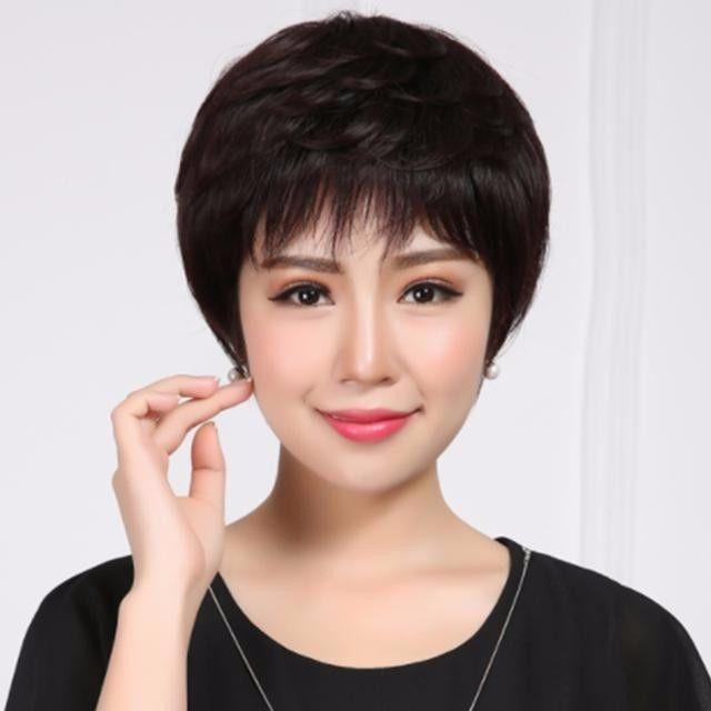 4o岁女人剪什么发型分享展示