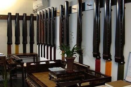 古琴琴和鸣太极曲词谱分享展示图片