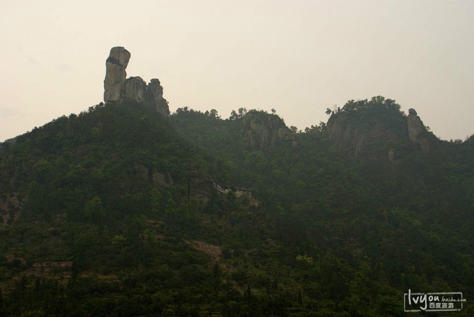 桔乡小雁荡---黄岩松岩山