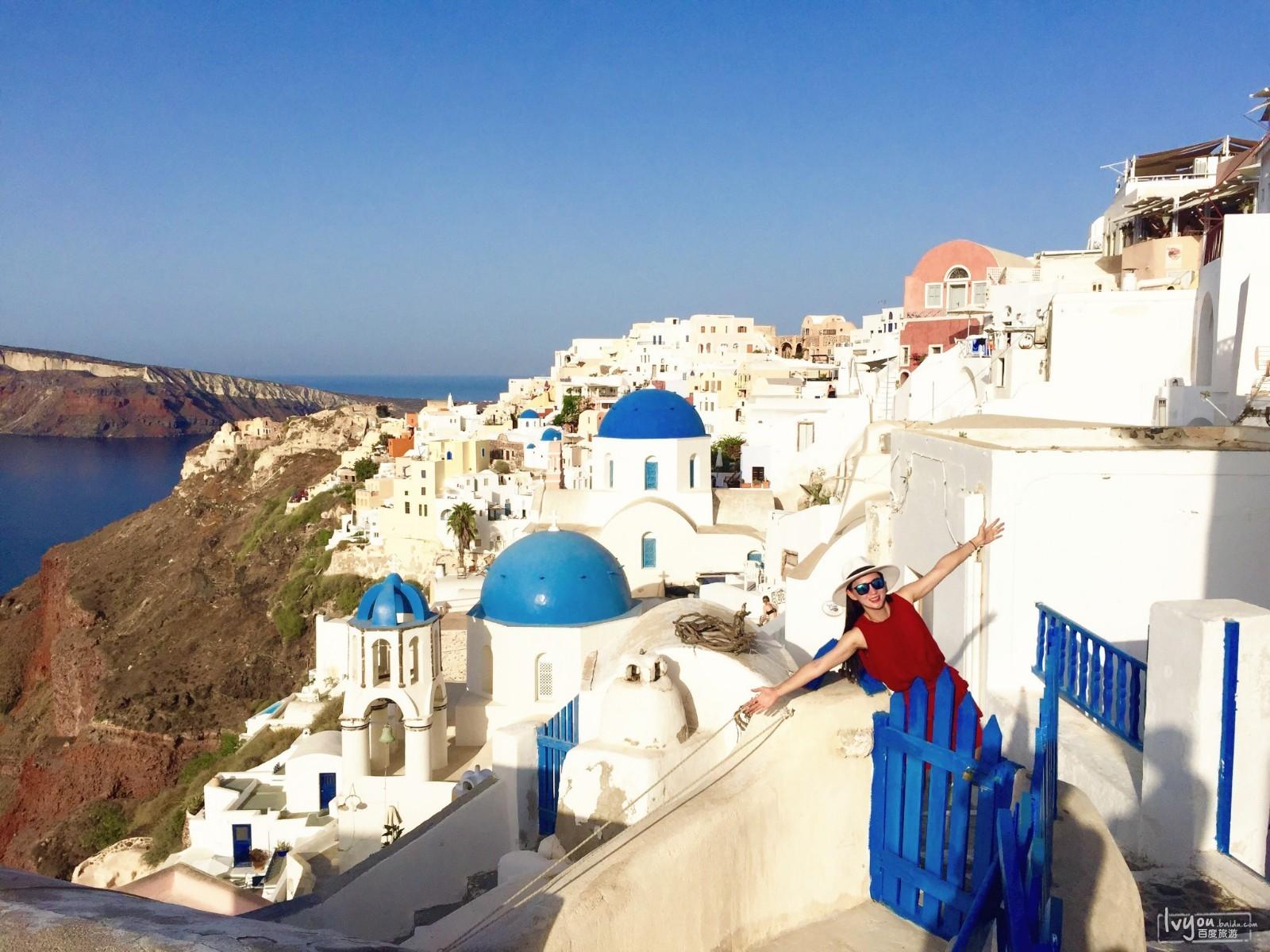 两个自驾欧洲女生热情西班牙&浪漫希腊,一次说走就走的出行上海攻略旅行国庆图片