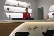 北京首都机场眯一会计时休息室