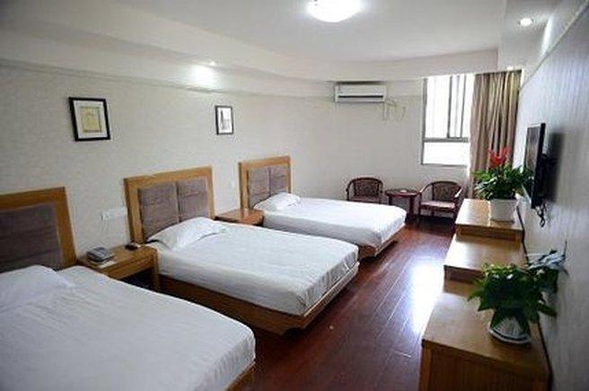 Q加·上海世佳慧选酒店浦东国际机场店