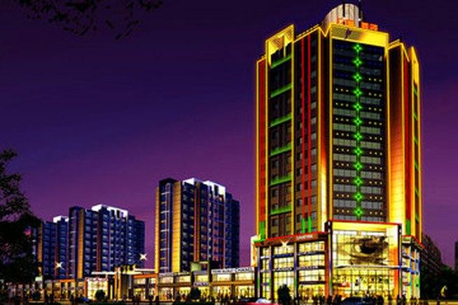 乌海亿信国际酒店(大床房) - 大图