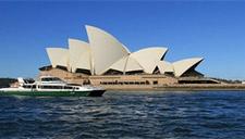 360度全景观赏美丽的悉尼港口