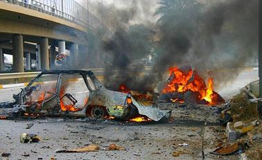 索马里首都发生汽车炸弹袭击