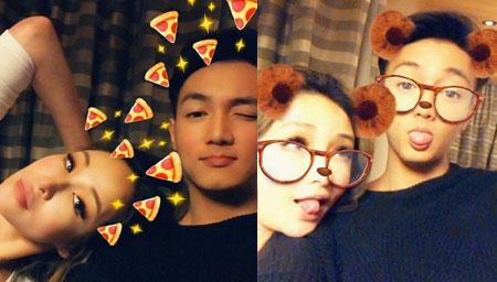 萧亚轩公布恋情