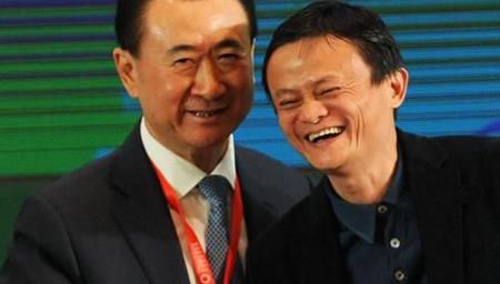 马云王健林辩论PK!马云:我都被自己说服了