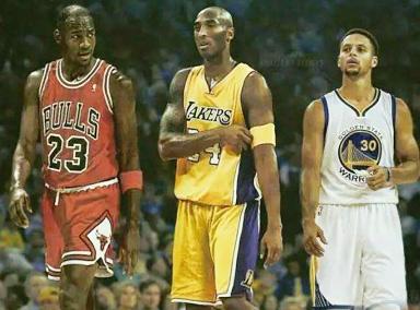 戳NBA老球迷泪点!库里、艾弗森和乔丹动情瞬间