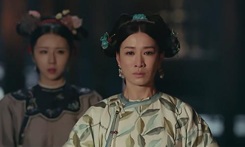 第13集精彩看点:娴妃因父亲受贿入狱被连累