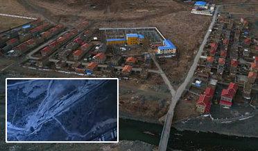 无人机飞抵灾区采集图像
